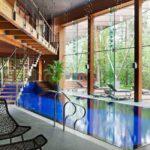 piscina na sala