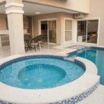 piscina redonda