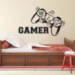 Adesivos de parede de games