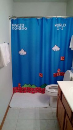 Cortinas gamers