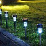 Iluminação para jardim