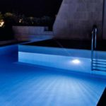 Iluminação para piscina