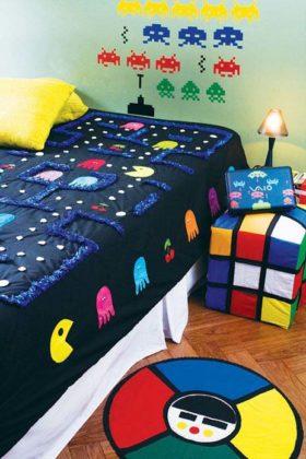Roupa de cama gamer