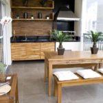 Móveis planejados para varanda gourmet
