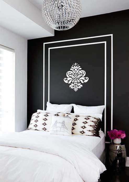 Black Modern Closet