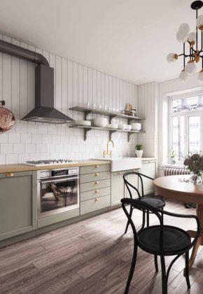 Cozinhas vintage
