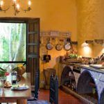 Estilo colonial na cozinha