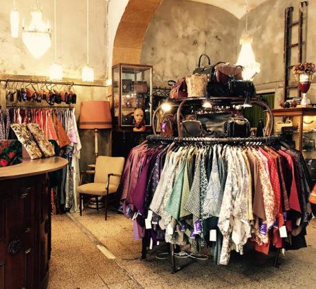 Lojas vintage