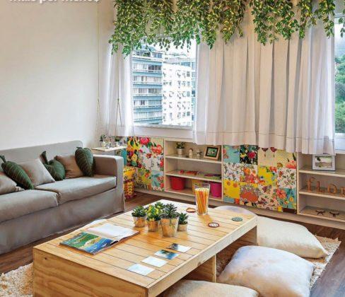 almofadas criativas para sala