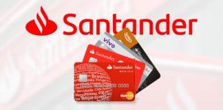 cartão de crédito santander free