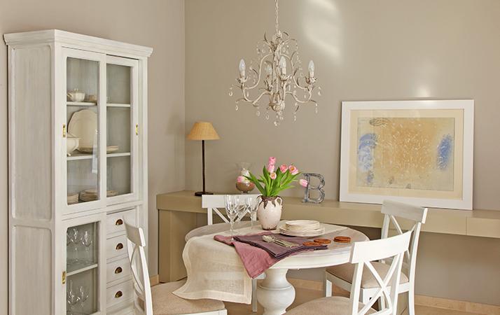 decoração romântica apartamento pequeno