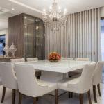 lustre mesa de jantar