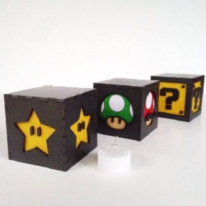 caixas nerds