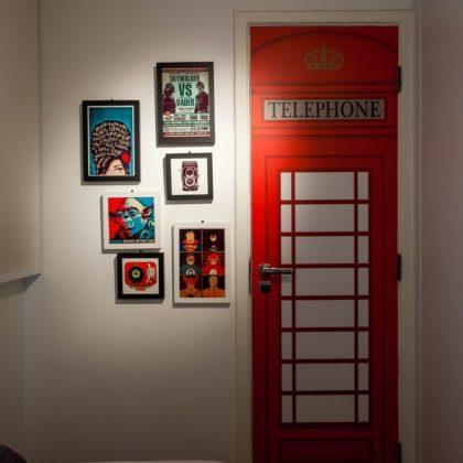 porta quarto nerd