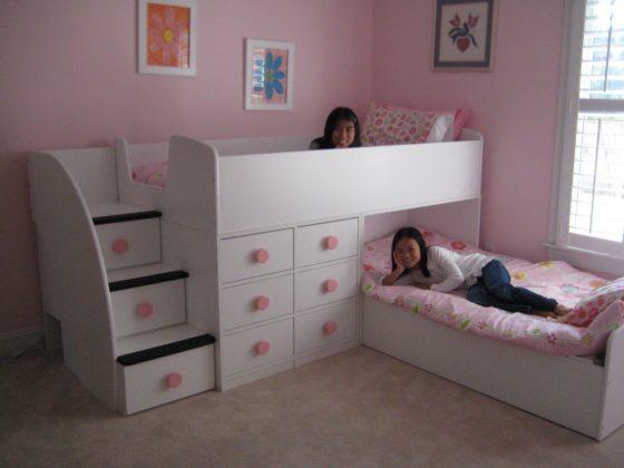 quarto de gêmeos juvenil