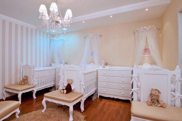 quartos de gêmeos de luxo