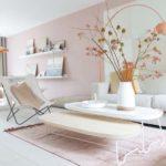 Decoração rosa Para parede