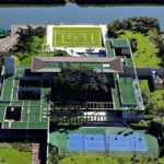 Detalhes da mansão do Neymar