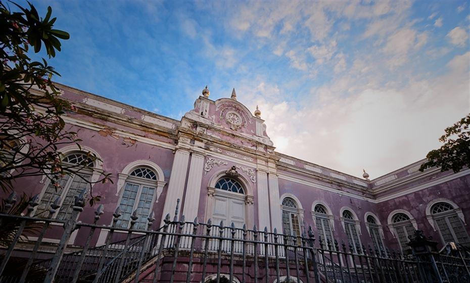 palácio Franceses Liceu de Artes e Ofício