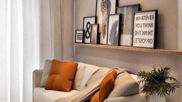 Tendências de 2019 para decoração de sala de estar