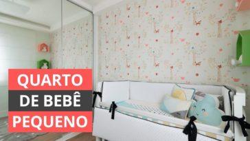 Imagem para exemplificar as decorações de quarto de bebê