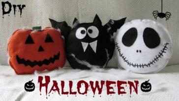 Objetos decorativos para o halloween