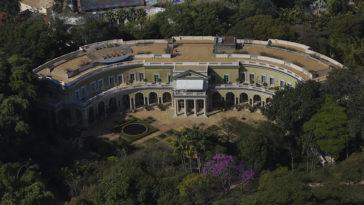 mansão do milhonario e empresário joseph safra