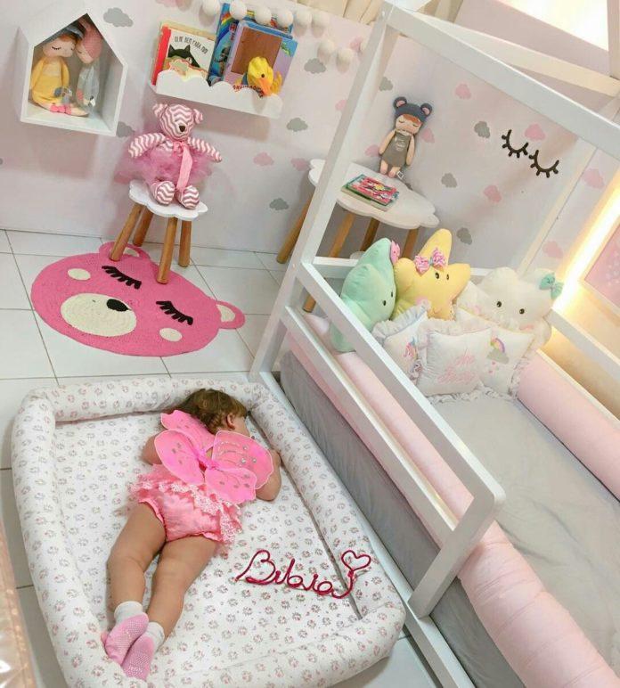 Mobilia para quarto infatil de menina