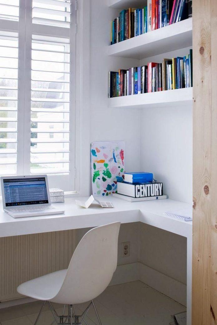 luz natural para o escritorio