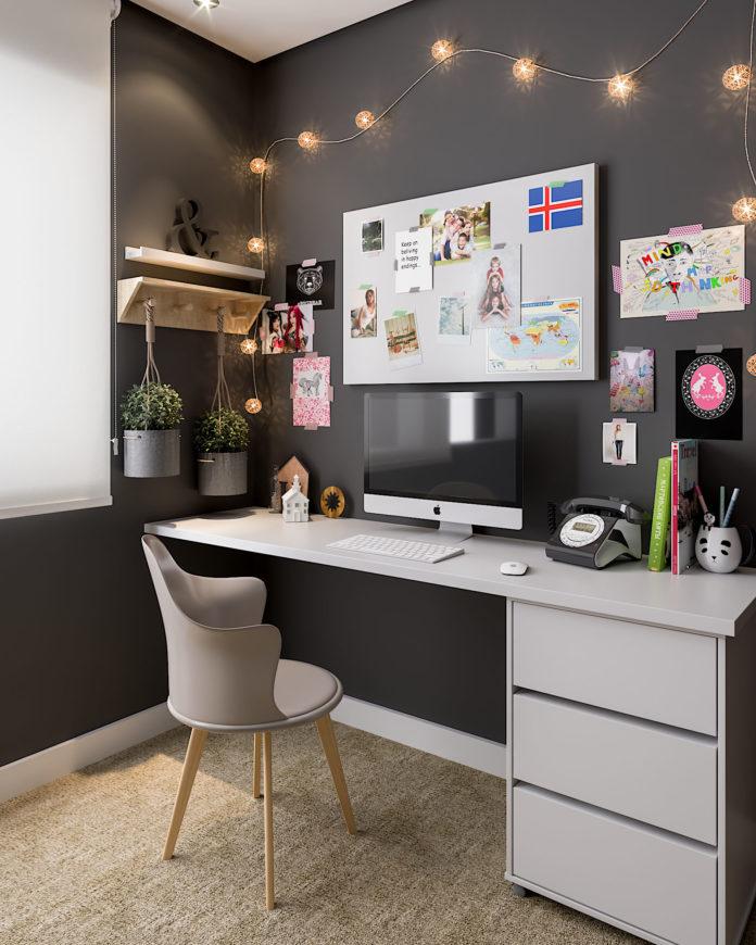 painel para escritorio