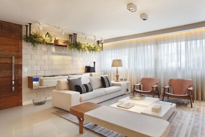 tendencias para uma sala de estar