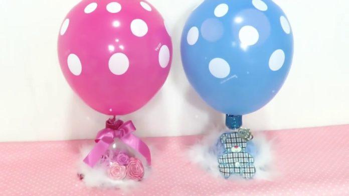 enfeite de balão