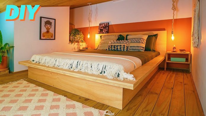 Como fazer a sua propria  cama