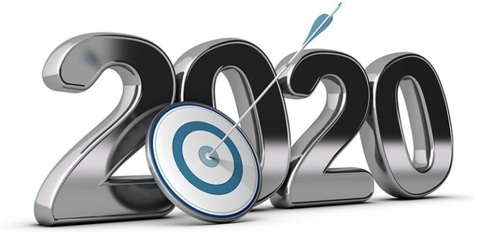 Virada para o ano novo