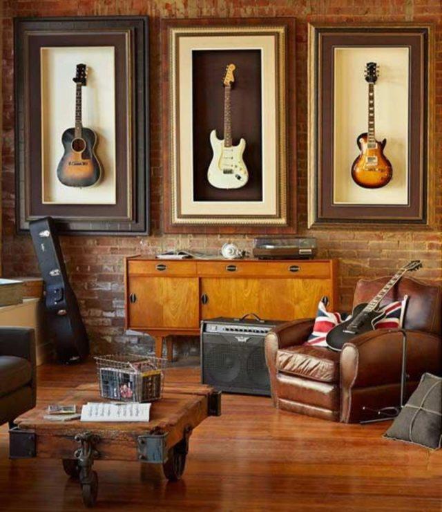 guitarras e violões
