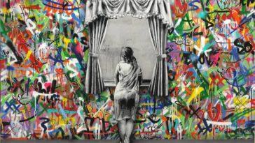 Street art na sua casa
