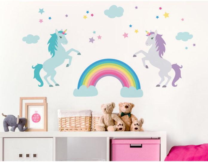 quarto de unicornio