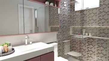 Tendências de acabamentos para banheiros em 2020