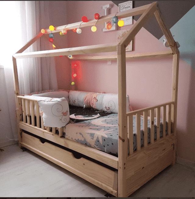 cama casa tem teto