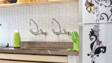 Decoração barata para cozinha