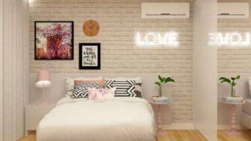 objetos decorativos para quarto