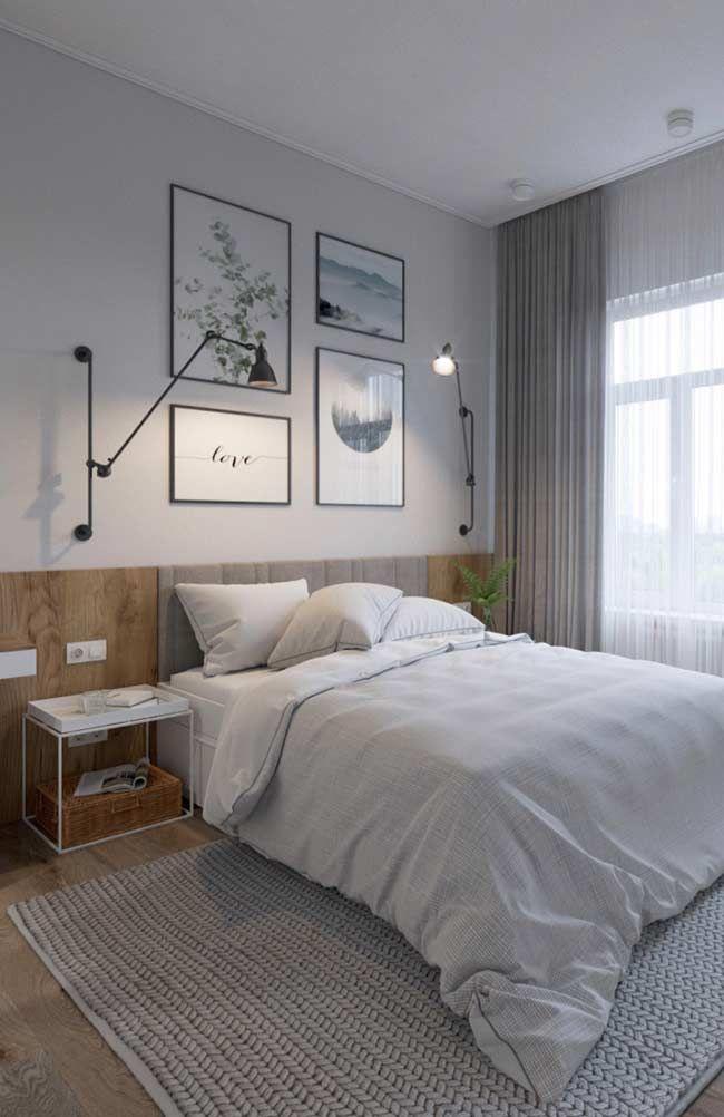 cor tendência para quarto