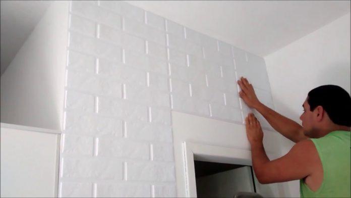 revestimento para paredes internas