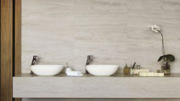 Objetos decorativos para decorar o banheiro: Cubas lindas em porcelana para decoração