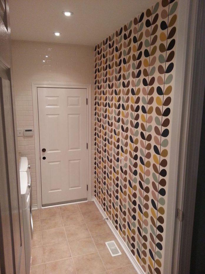 Papel de parede para corredor