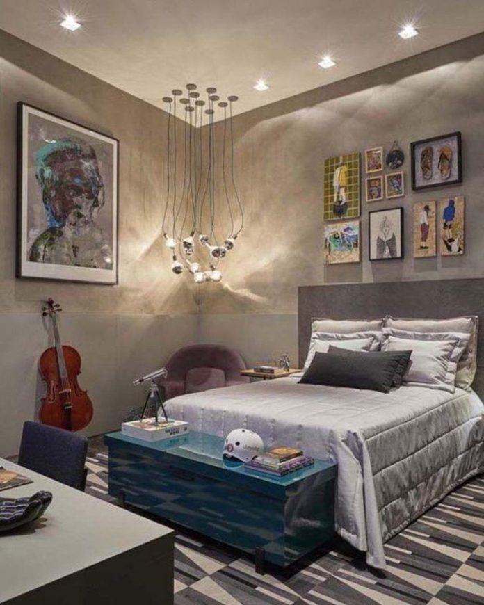 quadros para a decoração do quarto de casal