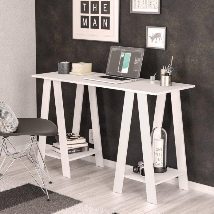 Como usar cavaletes na decoração: Modernos e Práticos!