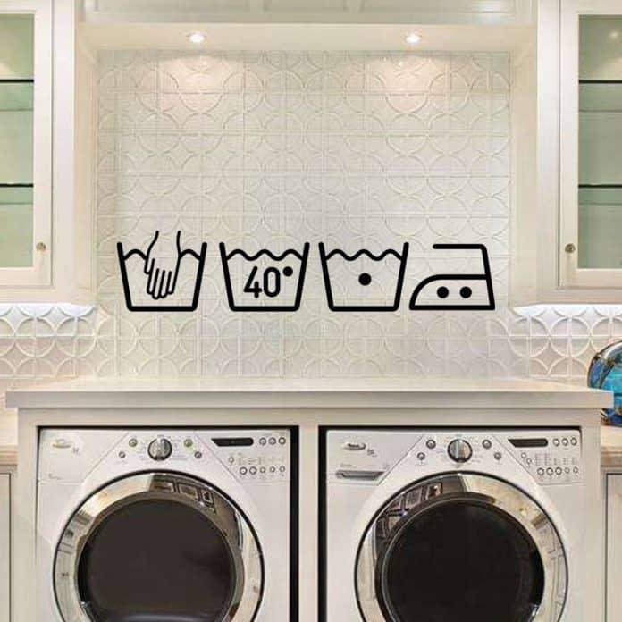 maquinas de lavar sem espaços