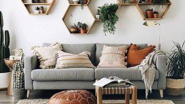 Nichos decorativos para Plantas: Onde colocar e como fazer