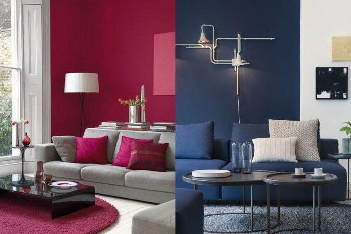 cores para sua sala e como combinar